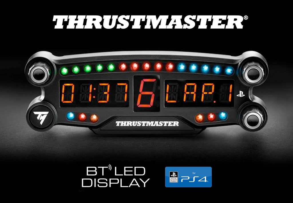 Bluetooth Thrustmaster BT LED Display