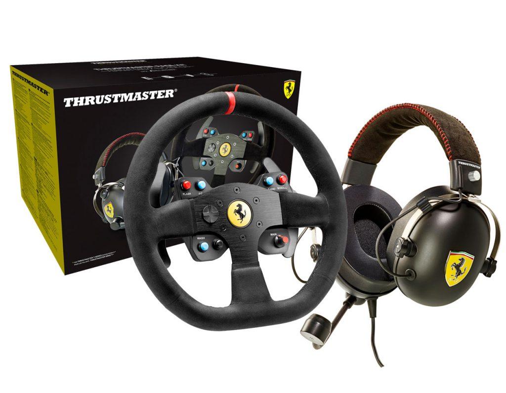 Thrustmaster race kit ferrari