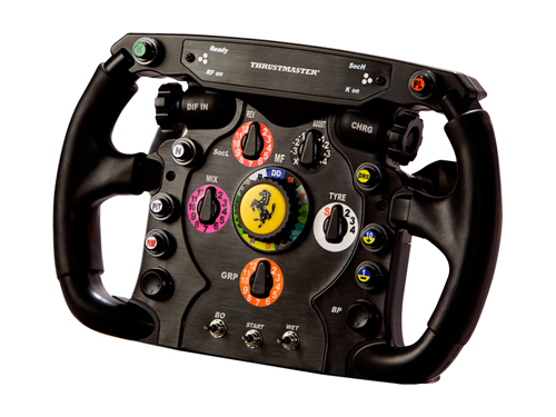 Ferrari F1 Wheel Add-On.