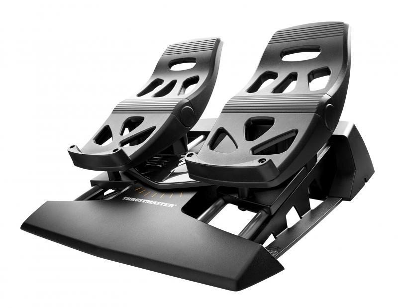 T. Flight Rudder Pedals