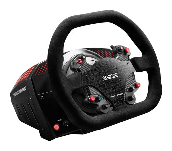 TS-XW Racer Sparco P310 Competition Mod.